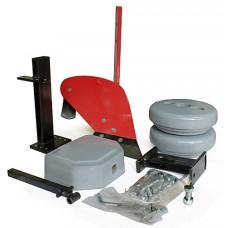 Комплект для вспашки Vario (плуг, передний утяжелитель, колесные утяжелители и крепеж) для мотоблоков