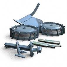 Комплект Профи (плуг, окучник, выкапыватель, грунтозацепы, сцепка)